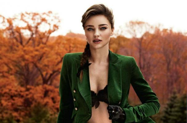 Miranda Kerr is a Certified Health Coach Practitioner