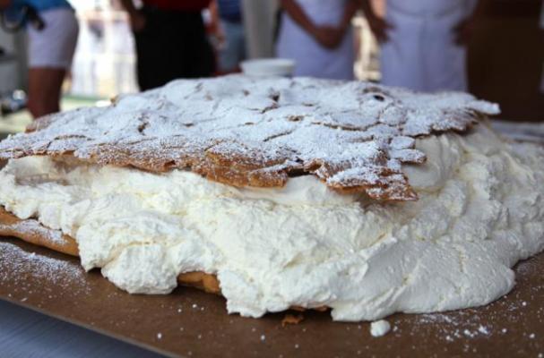 125-Pound Cream Puff