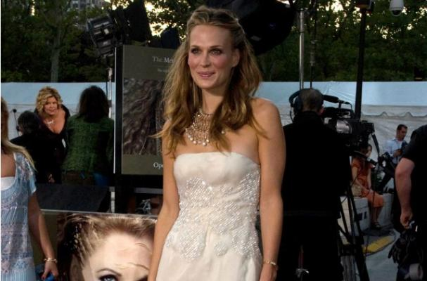 Molly Sims Blogs About Pregnancy Cravings
