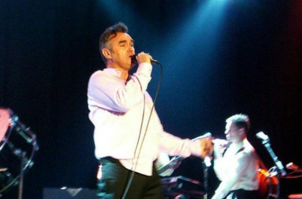 Morrissey Talks Vegetarian Diet