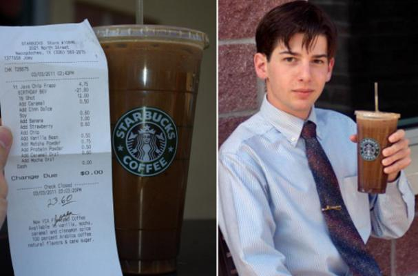 Most Expensive Starbucks Drink Ever