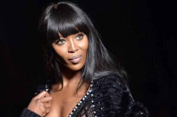 Naomi Campbell Went on Juice Diet for Versace Runway Show