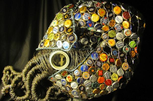 bottle cap nautilus