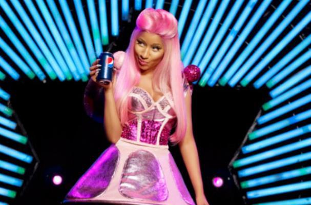 Nicki Minaj to Star in New Pepsi Commercial