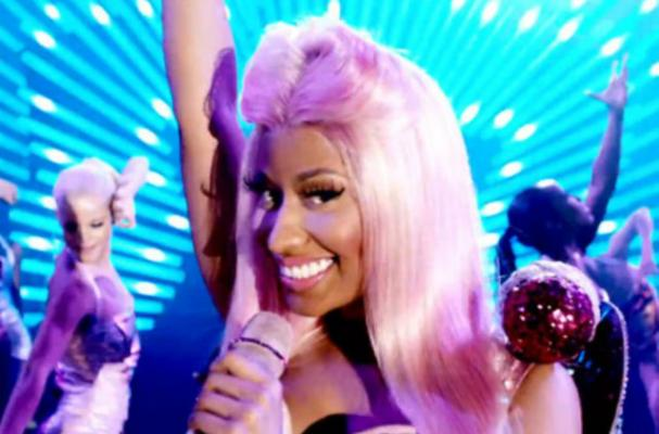Watch the Extended Cut of Nicki Minaj's Pepsi Commercial