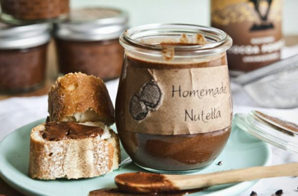 Foodista | Make Your Own Nutella