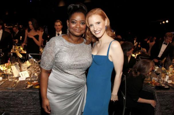 Jessica Chastain Craves Octavia Spencer's Vegan Cooking