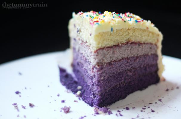 Ombre Cake Pictures
