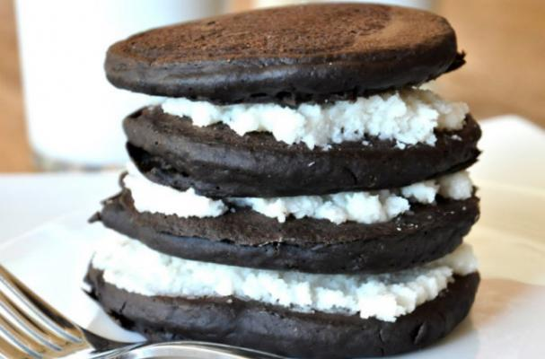 Oreo Cookie Pancakes Turn Breakfast Into Dessert