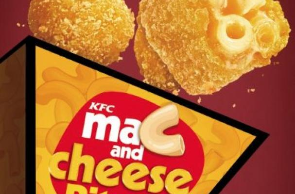 KFC Mac & Cheese Bites