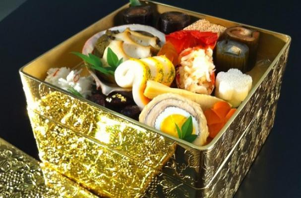 osechi lunchbox