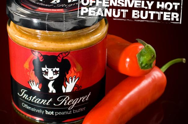Instant Regret Peanut Butter