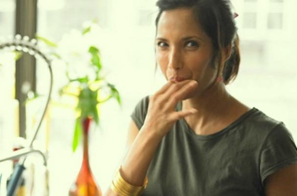 Padma Lakshmi Says her Family has a Healthy Diet