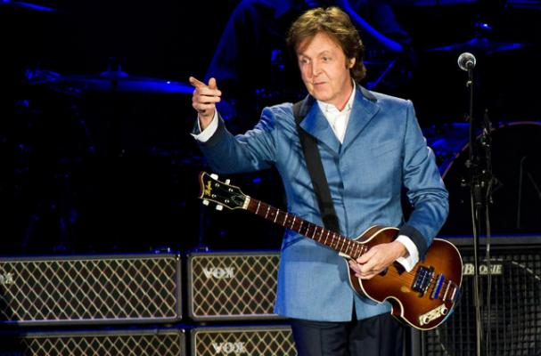 Paul McCartney releases vegetarian cookbook