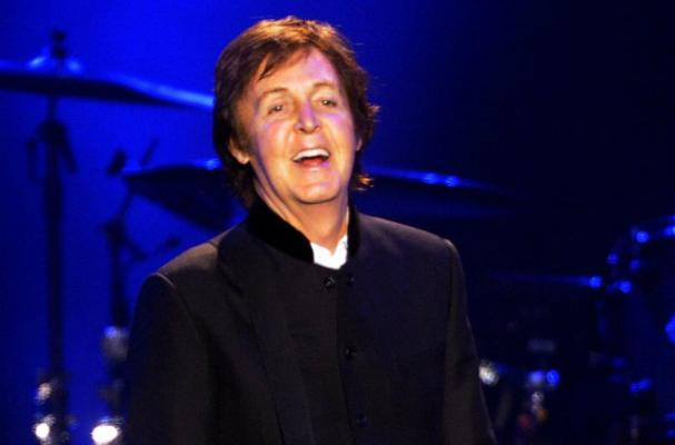 Paul McCartney Wants School Lunches to go Meat-Less