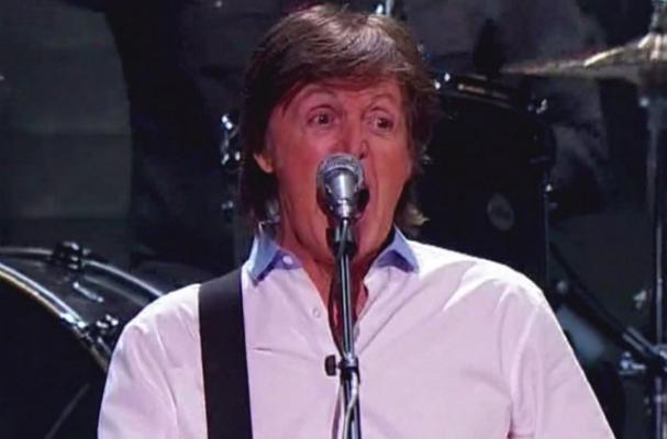 Paul McCartney Releases Song Promoting Vegetarian Diet