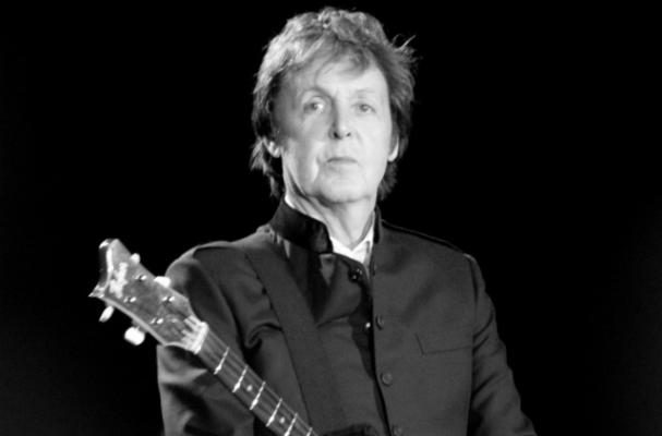 France Bans Veggie Meals in Schools, Paul McCartney is Not Happy