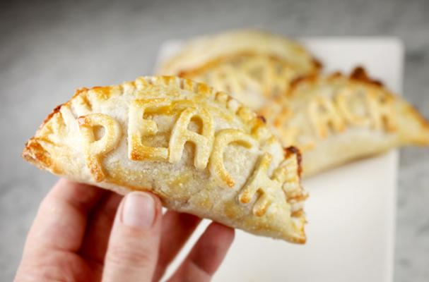 Foodista | Perfect Peach Hand Pies