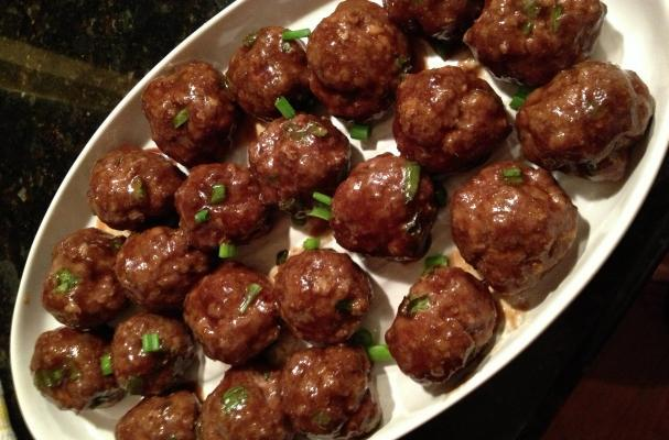 Foodista Awesome Asian Style Meatballs