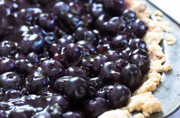 ... gluten free blueberry pie this gluten free pie crust will rival