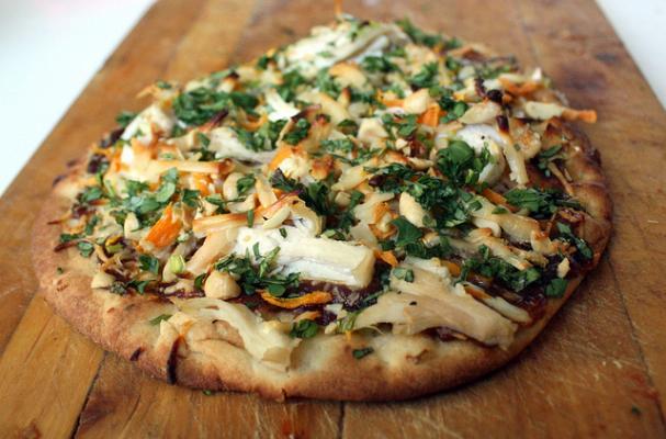 California Kitchen Bbq Chicken Pizza Nutrition