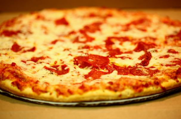Infographic: The Healthy Side of Eating Pizza