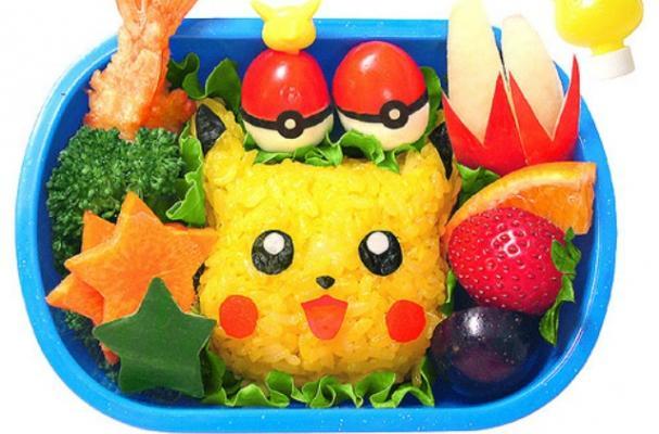Food Tributes to Pokemon
