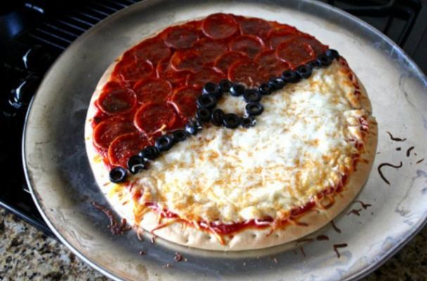 pokemon pizza