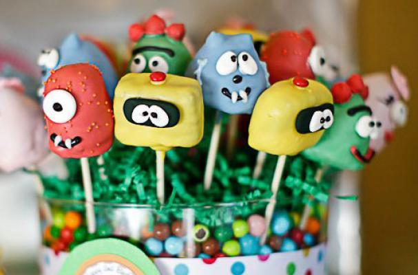 Nickelodeon Cake Ideas