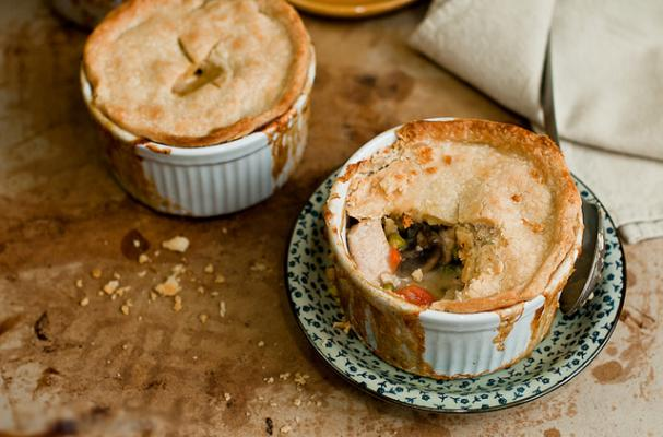 vegan pot pies