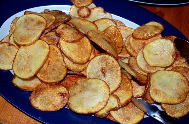 Image result for diy potato chips
