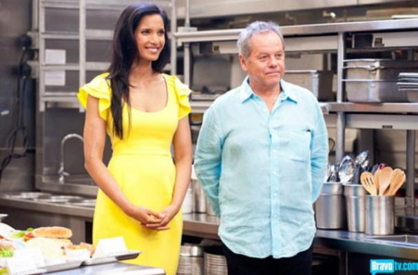 Wolfgang Puck Talks Being a Judge on 'Top Chef Seattle'