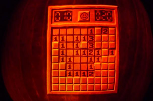 Foodista Geekiest Video Game Pumpkin Carving Ideas