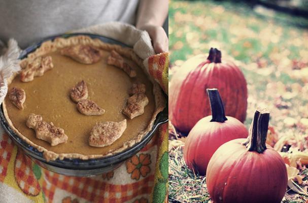 Foodista | Gluten Free Vegan Bourbon Pumpkin Pie