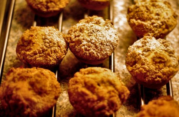 Pumpkin pecan streusel muffins are the perfect fall treat. They are ...