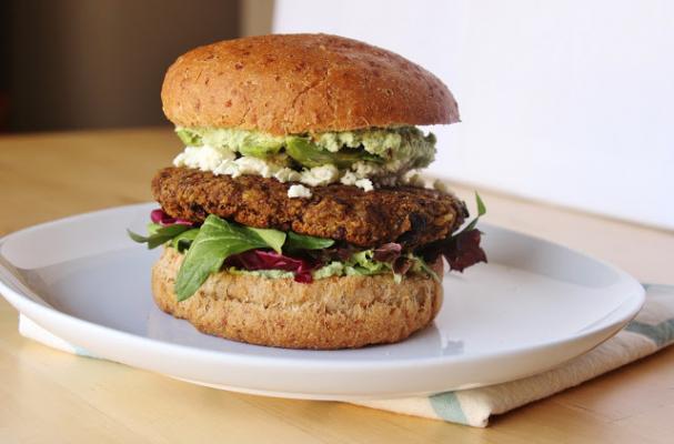 Pumpkin and Black Bean Burgers Vegan + Gluten-Free