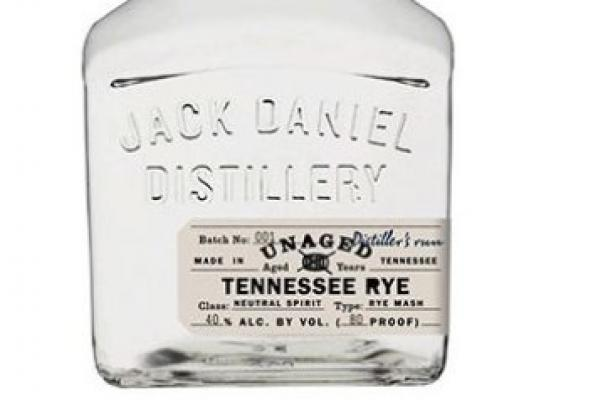 Jack Daniel's White Dog Whiskey