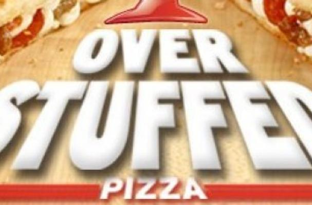 Overstuffed Pizza