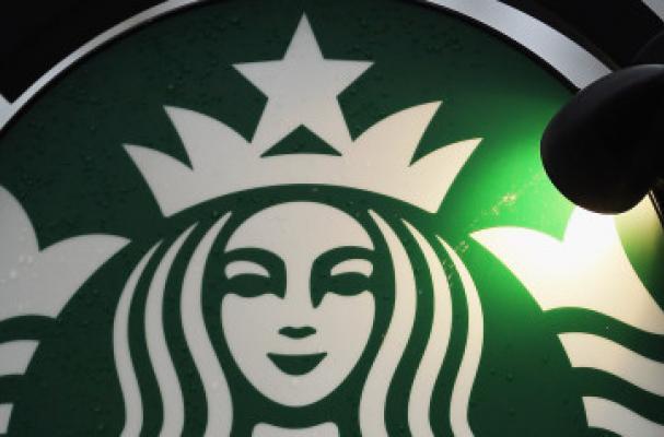 Starbucks Stainless Steel Gift Card