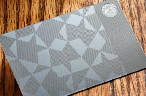 Limited Edition Starbucks Card