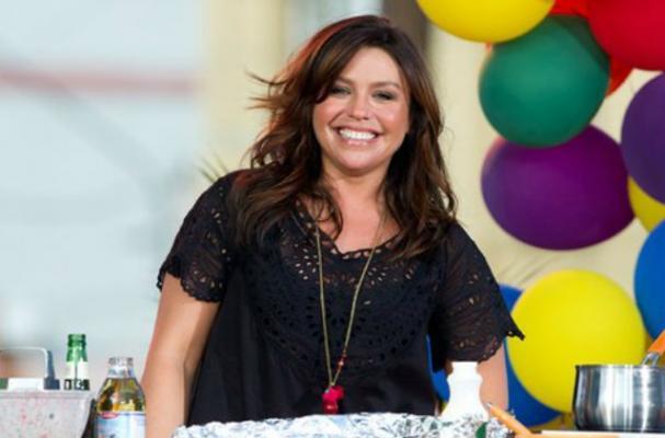 Rachael Ray Talks Celebrity Cook-Off
