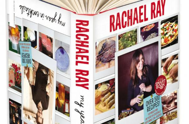 Rachael Ray Releases New Cookbook, 'My Year in Meals'