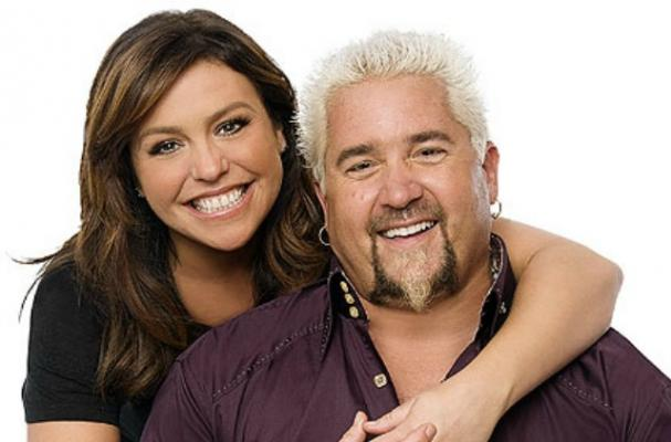 Rachael Ray and Guy Fieri to Host Celebrity Cook-Off