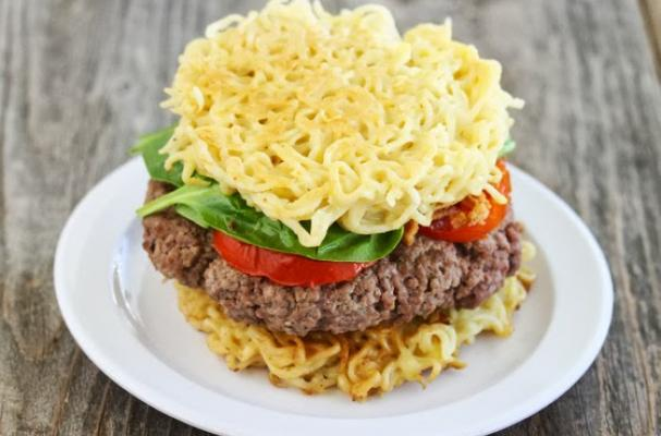 chinese ramen easy recipes The Ultimate Burger Ramen