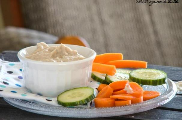 Hidden Valley Ranch Hummus