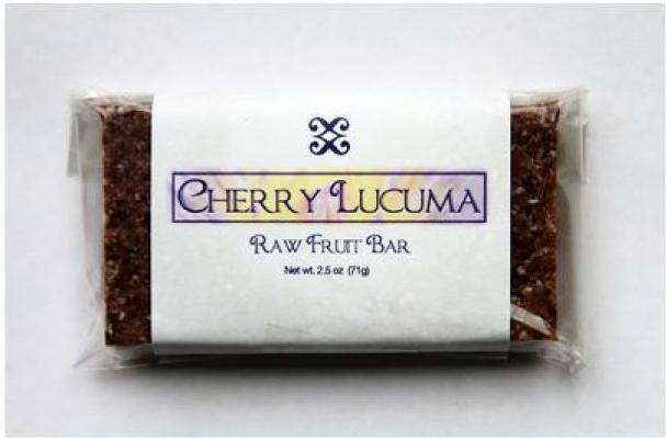 Cherry Lucuma Bar