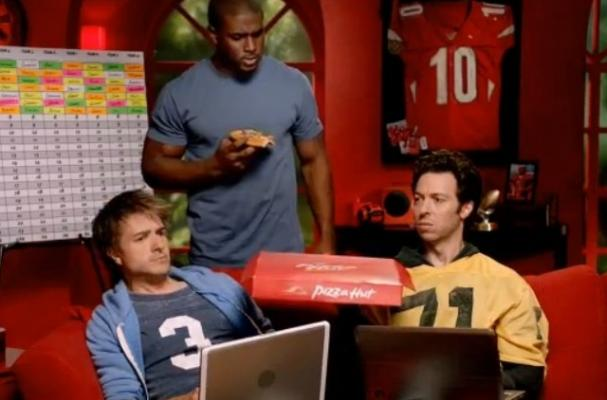 Reggie Bush for Pizza Hut