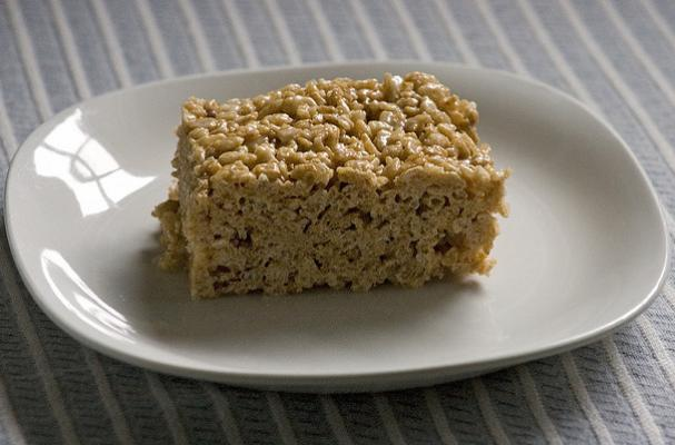 rice krispies treat marshmallow bar
