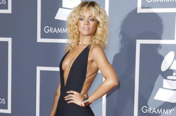 Rihanna Birthday Cake Lyrics Video