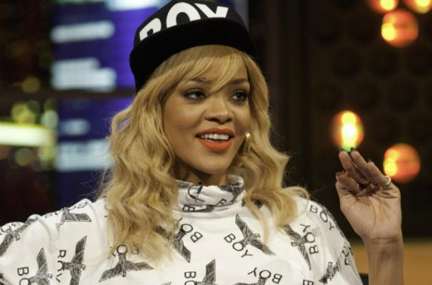 Rihanna Diet Quirks